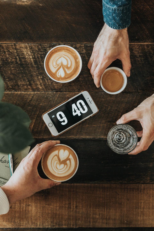 Vegan Almond Latte Recipe
