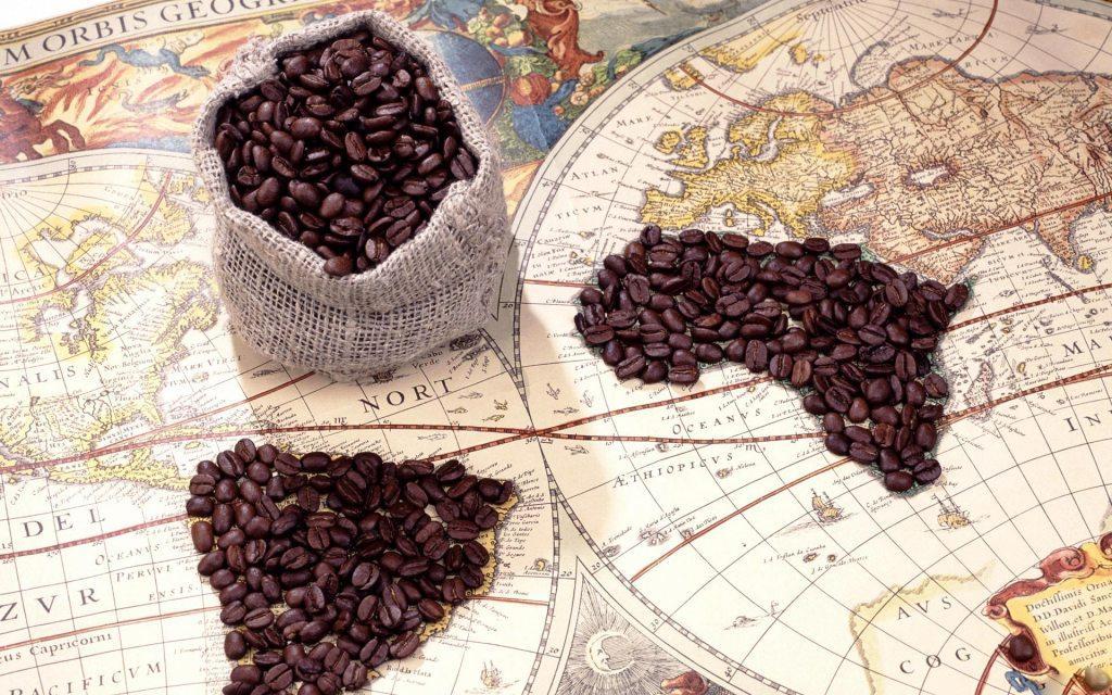 Самый первый кофе