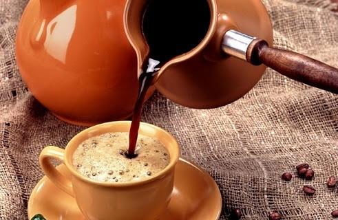 Черный кофе Араб